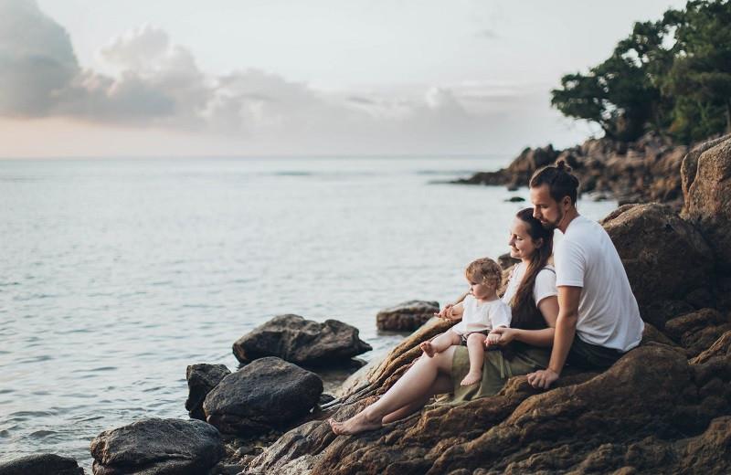 Vacaciones con la familia