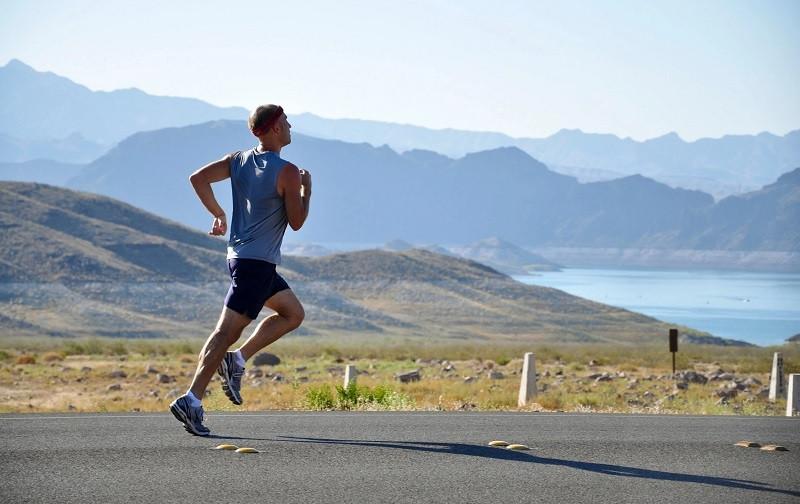 Resistencia física al correr