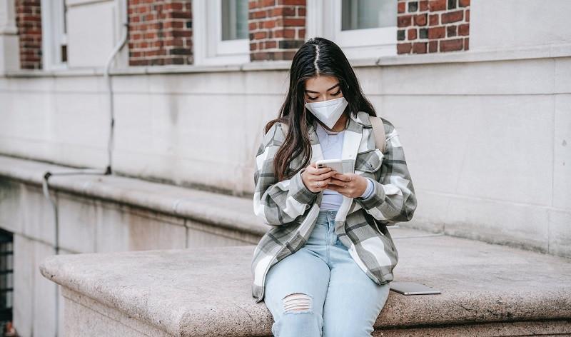 Ligar en la adolescencia durante la pandemia de COVID