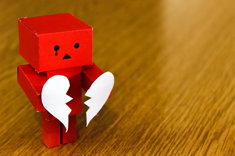 Reflexiones sobre la ruptura amorosa