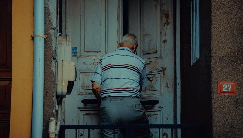 Soledad en personas mayores