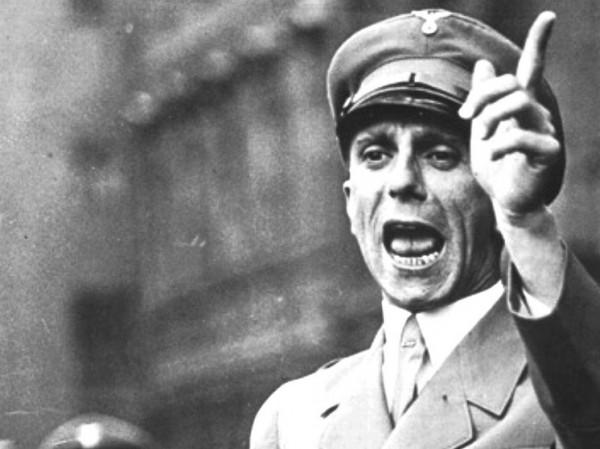 Goebbels Perfil Psicológico Del Mayor Manipulador De La