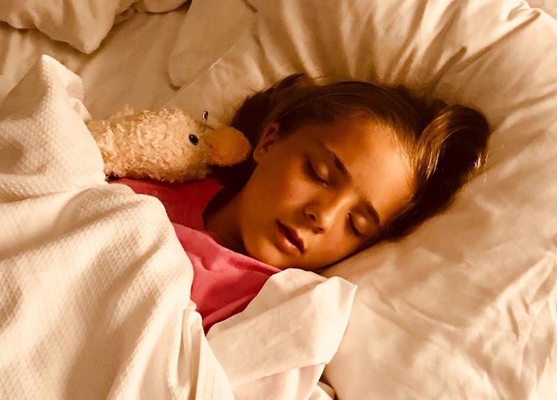 Apnea del sueño en la infancia