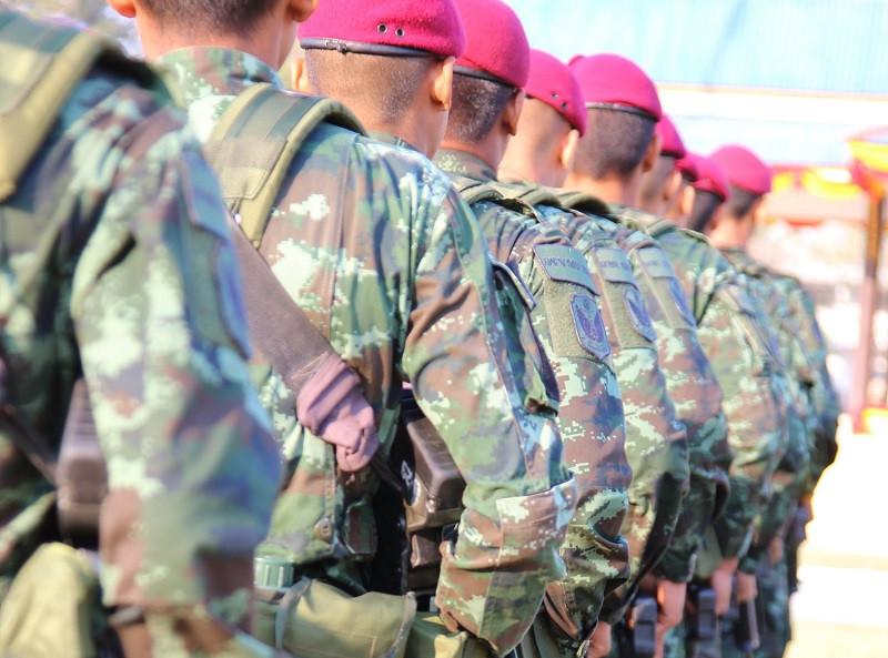 Funciones de la psicología militar