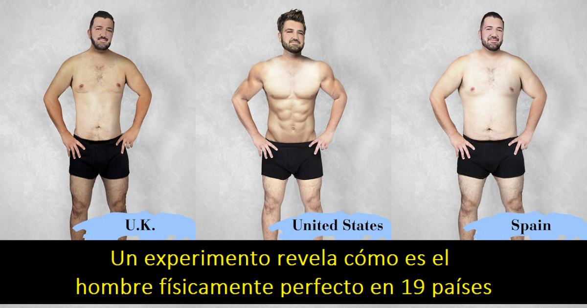 Un Estudio Revela Cómo Es El Hombre Perfecto En 19 Países