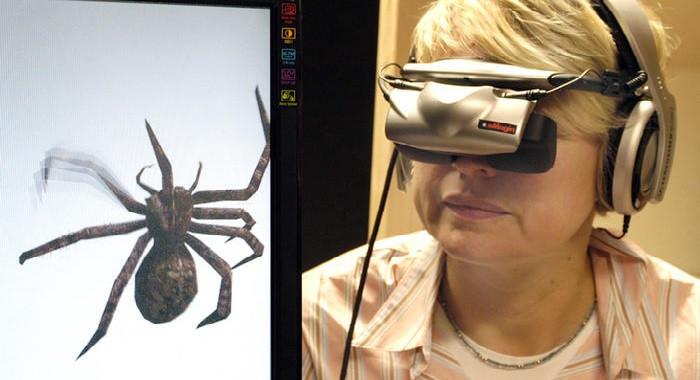 La innovadora Terapia de Realidad Virtual y sus aplicaciones