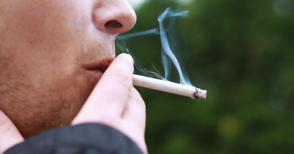 Mareado no fumar