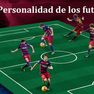 La personalidad de un futbolista según su posición en el campo