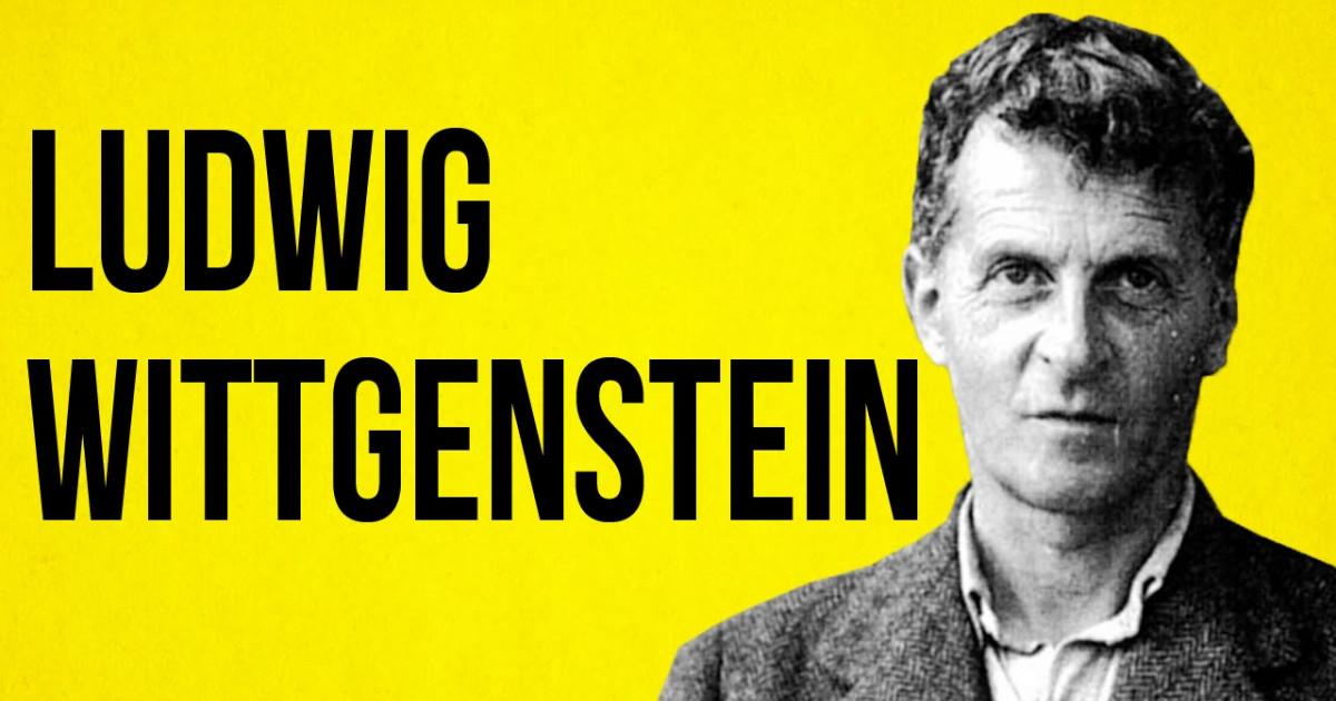 Las 25 Mejores Frases De Ludwig Wittgenstein