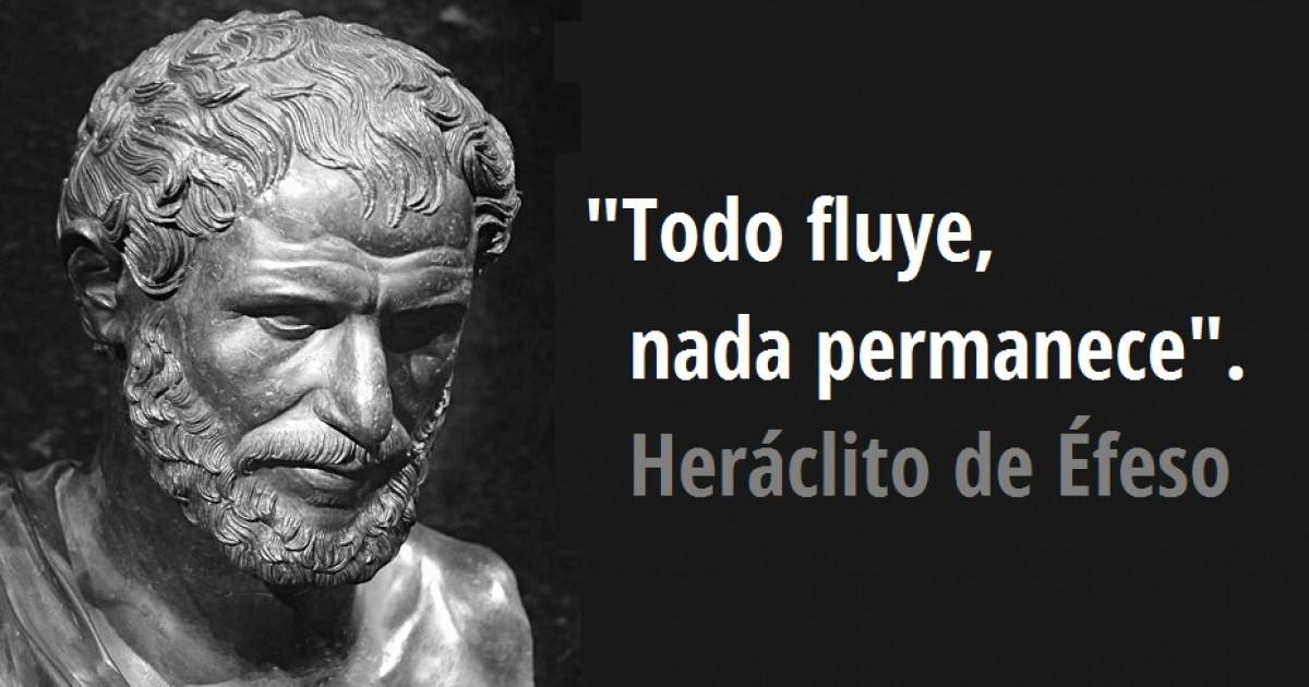 Las 35 Mejores Frases De Heráclito El Filósofo Griego