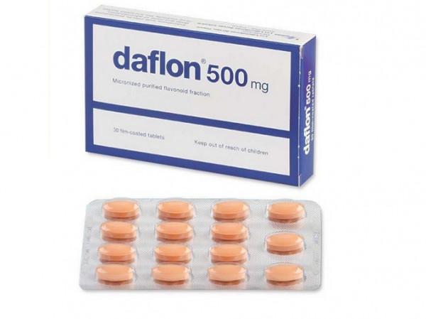 Daflon Usos Y Efectos Secundarios De Este Fármaco