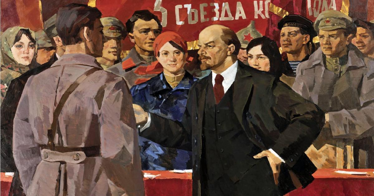 Las 24 Mejores Frases Célebres De Lenin