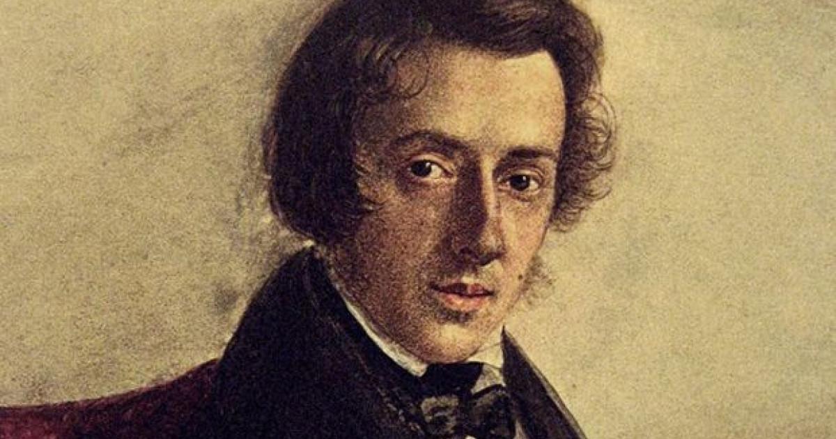 Las 20 Mejores Frases De Frederic Chopin