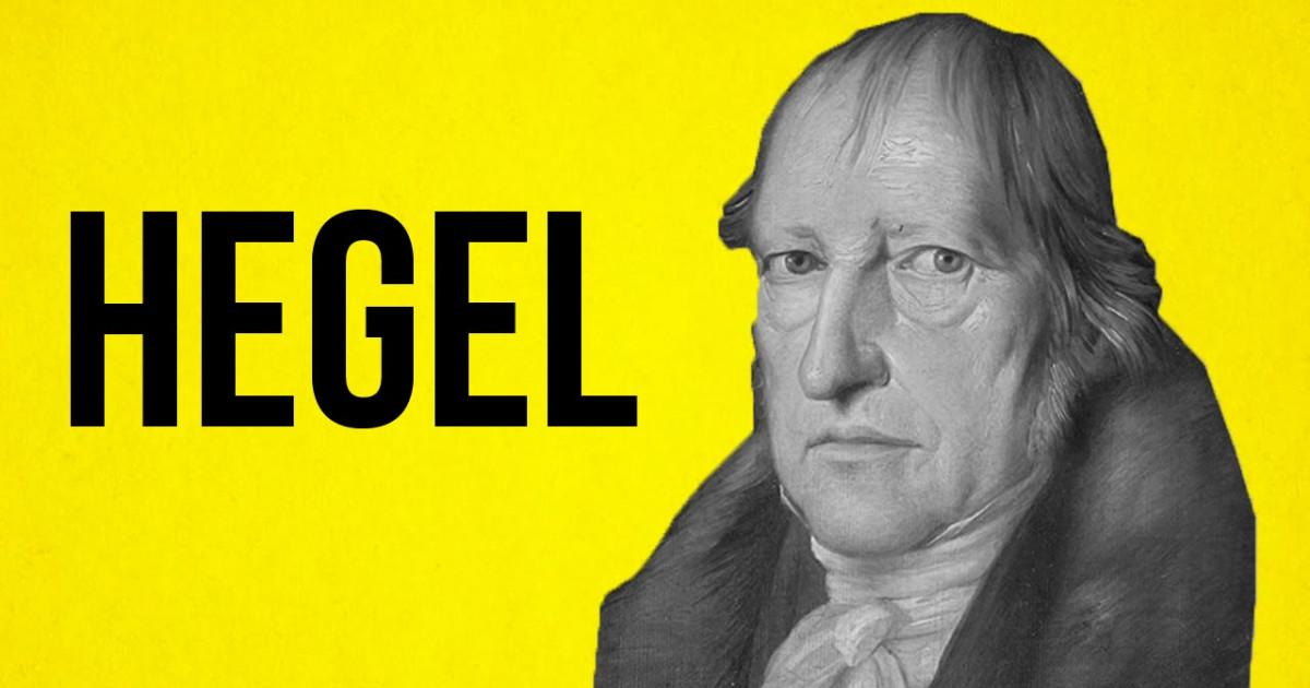 Las 32 Mejores Frases Célebres De Hegel