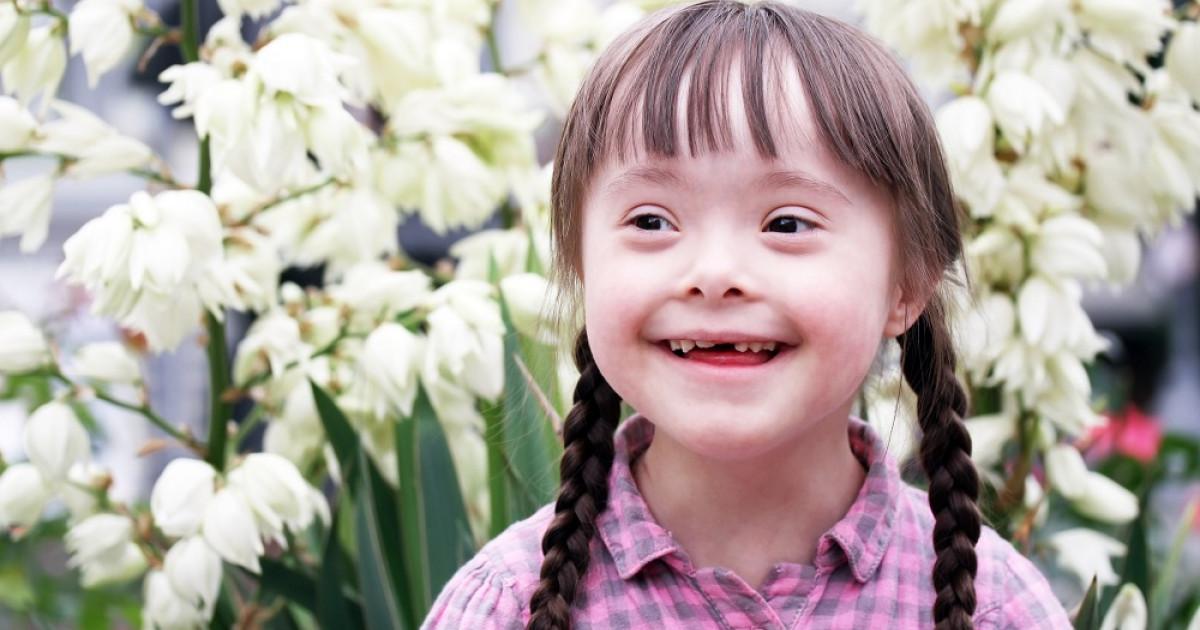 6 Actividades Para Niños Con Síndrome De Down