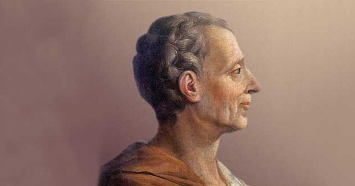 Las 54 Mejores Frases Célebres De Montesquieu