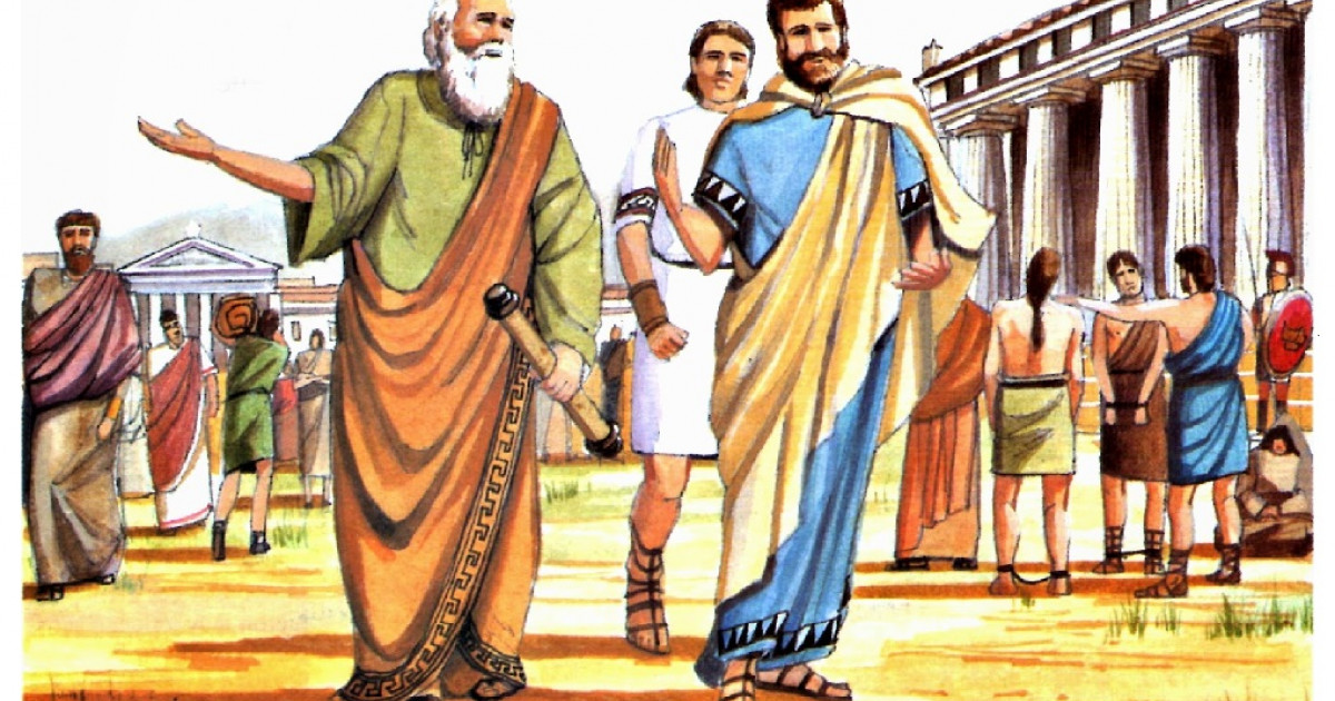 Las 70 Mejores Frases De Filósofos Griegos