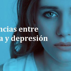 Las 6 diferencias entre tristeza y depresión