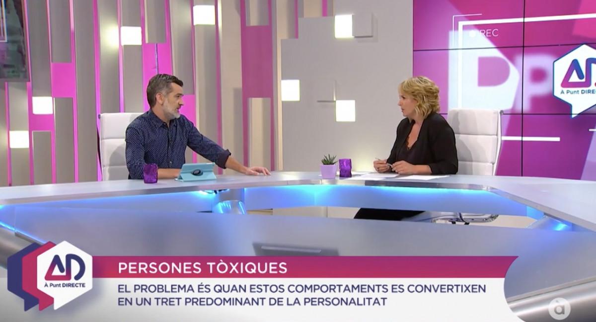 Nacho Coller en Televisión