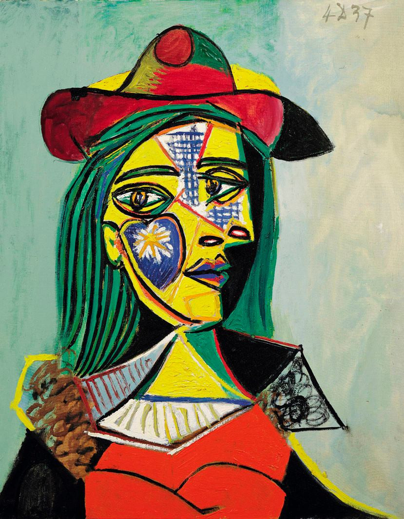 Mujer, Picasso