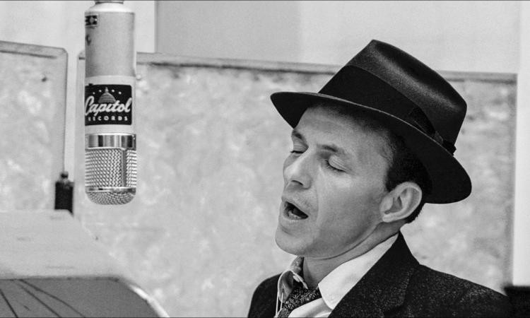 Frank Sinatra, la voz