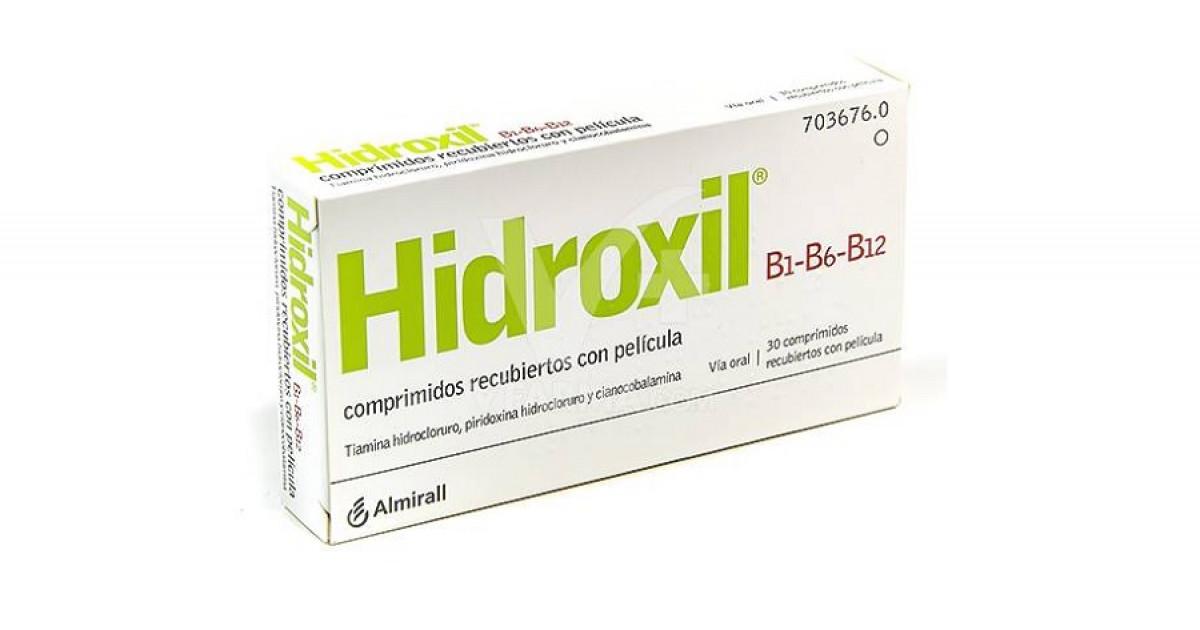 Vitamina b1 b6 b12 inyectable