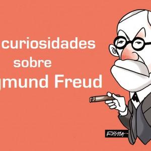 10 curiosidades sobre la vida de Sigmund Freud