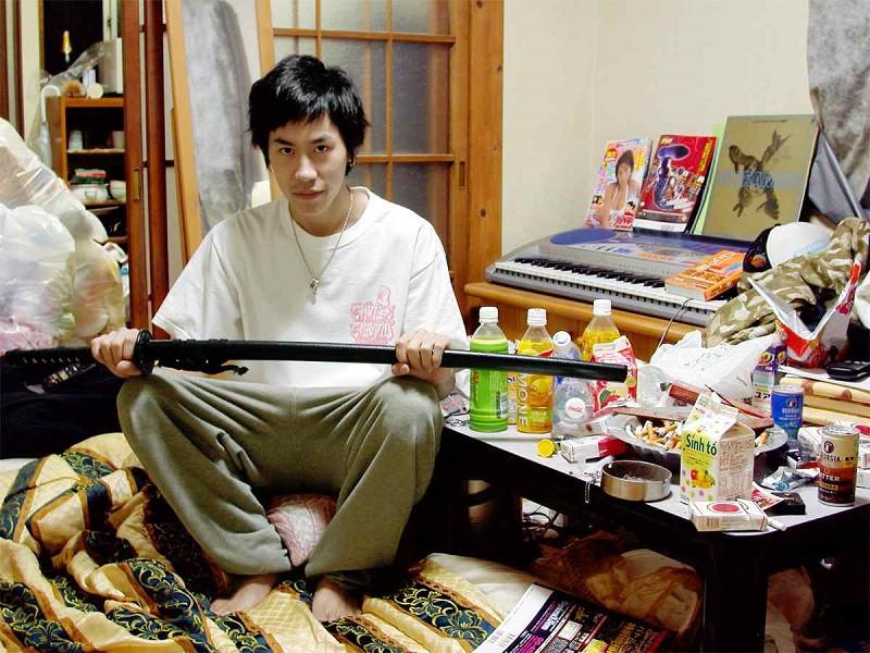 Hikikomori: jóvenes encerrados permanentemente en su habitación