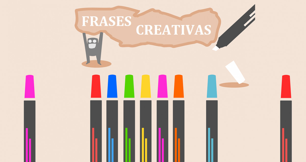 91 frases creativas para dejar volar la imaginación