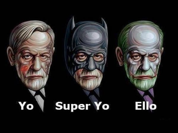 El Ello El Yo Y El Superyó Según Sigmund Freud