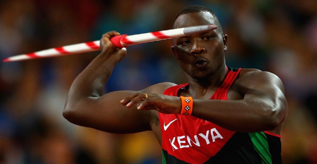 YouTube le enseñó a lanzar la jabalina y ahora tiene una medalla olímpica