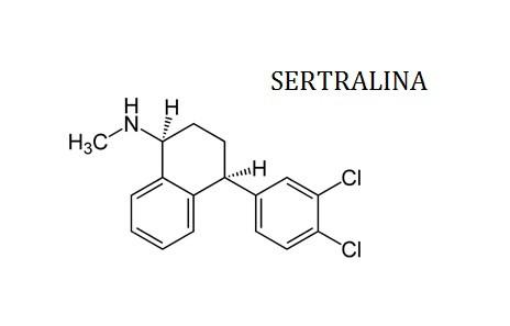 Sertralina (psicofármaco antidepresivo): características, usos y efectos