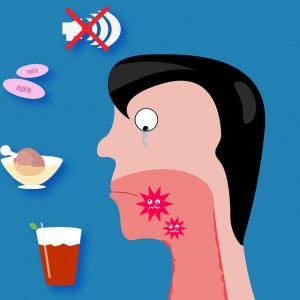 Cómo curar llagas y aftas en la boca en 8 pasos