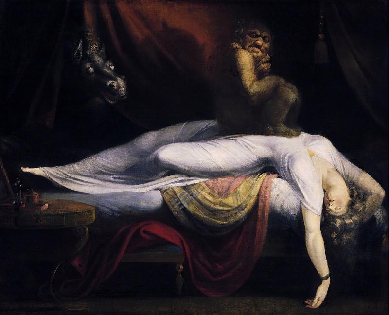 Parálisis del sueño: definición, síntomas y causas