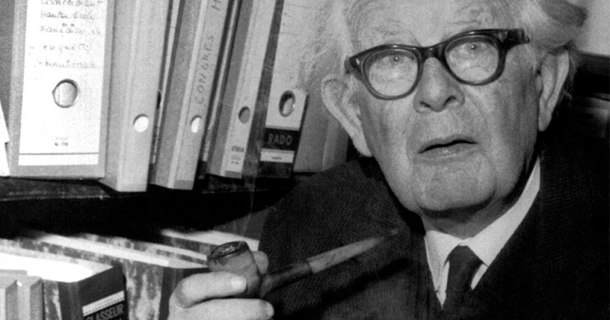 Young Jean Piaget 55 frases de Je...