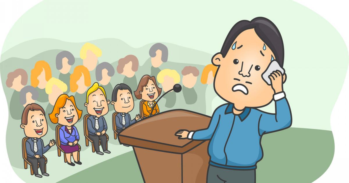 como vencer la timidez de hablar en publico