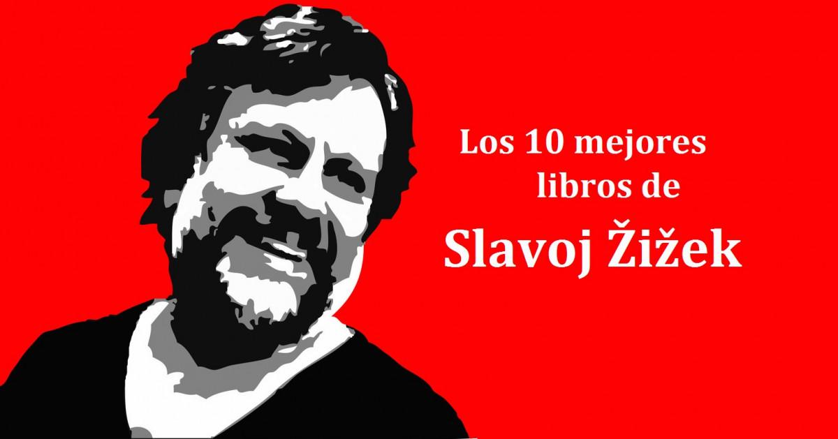 Los 10 mejores libros de Slavoj Žižek