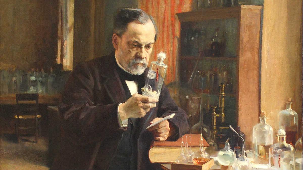 Louis Pasteur biografía