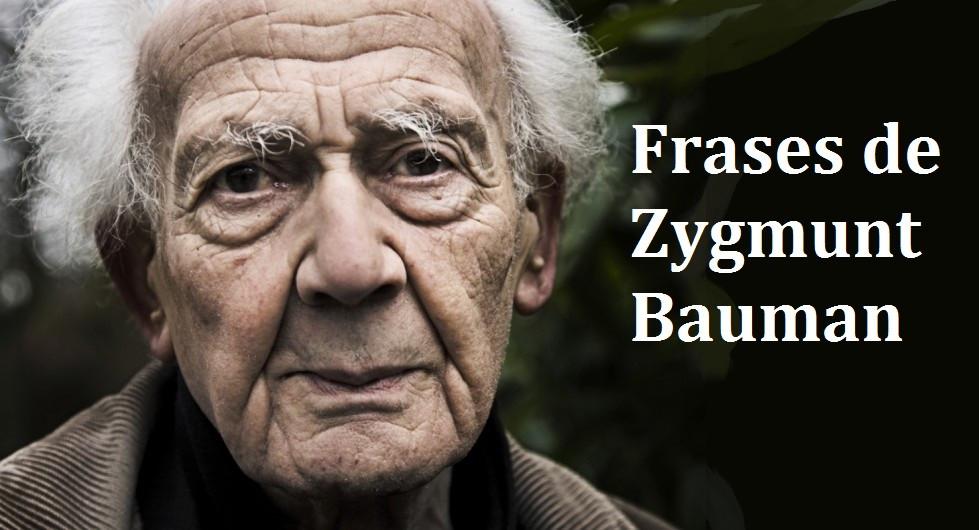Las 70 mejores frases de Zygmunt Bauman
