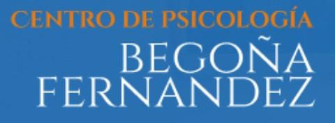 Centro de Psicología Begoña Fernández