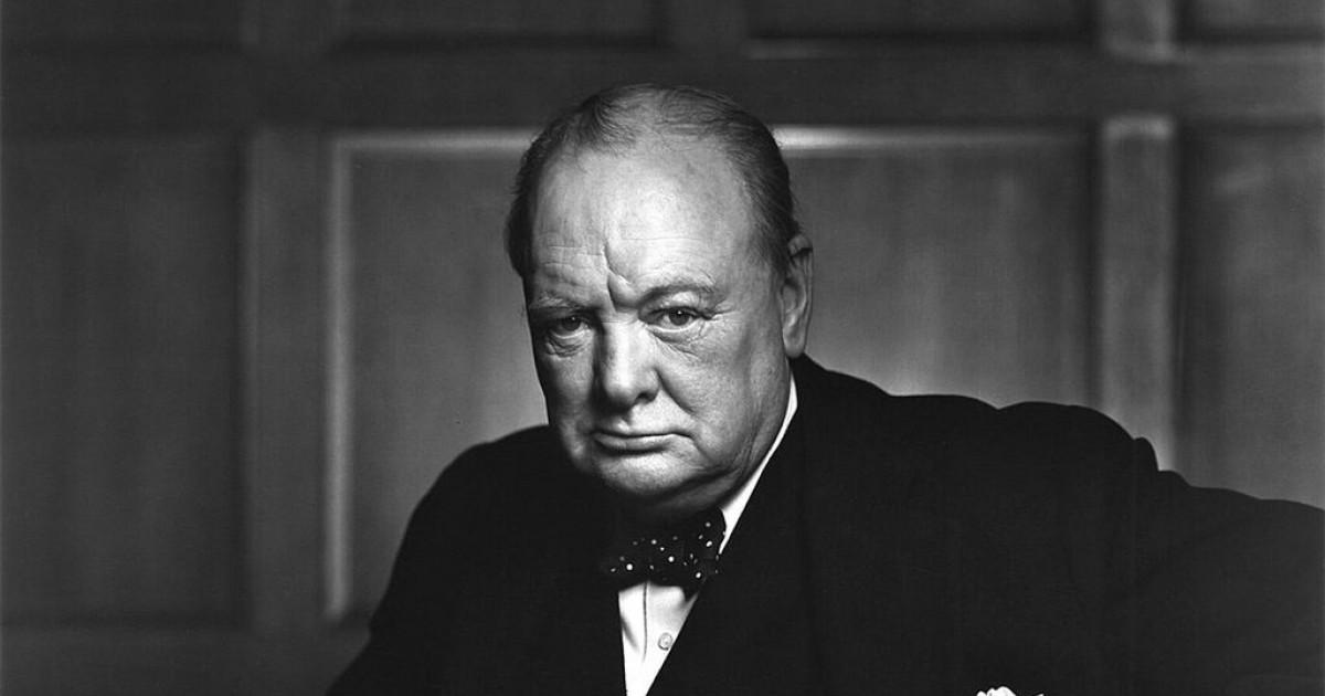Las 80 Mejores Frases De Winston Churchill