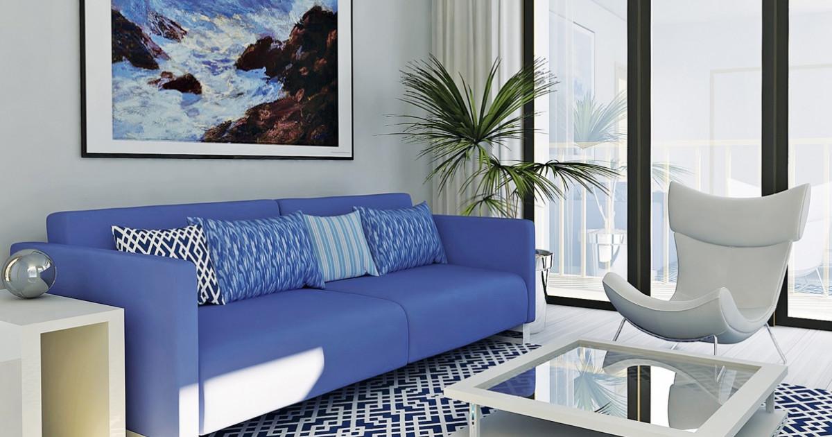 C mo pintar mi casa la psicolog a del color te lo explica - Ideas para pintar casa ...