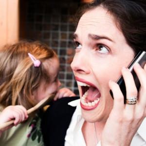 Los maridos son 10 veces más estresantes que los hijos, según estudio