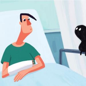 """""""Fears"""": un corto de animación inteligente"""