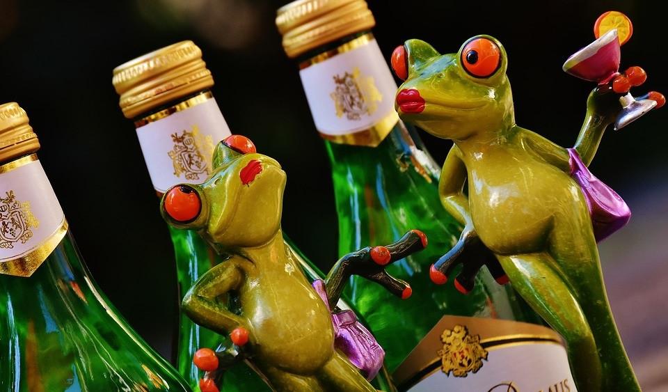 Las infracciones mentales del alcoholismo
