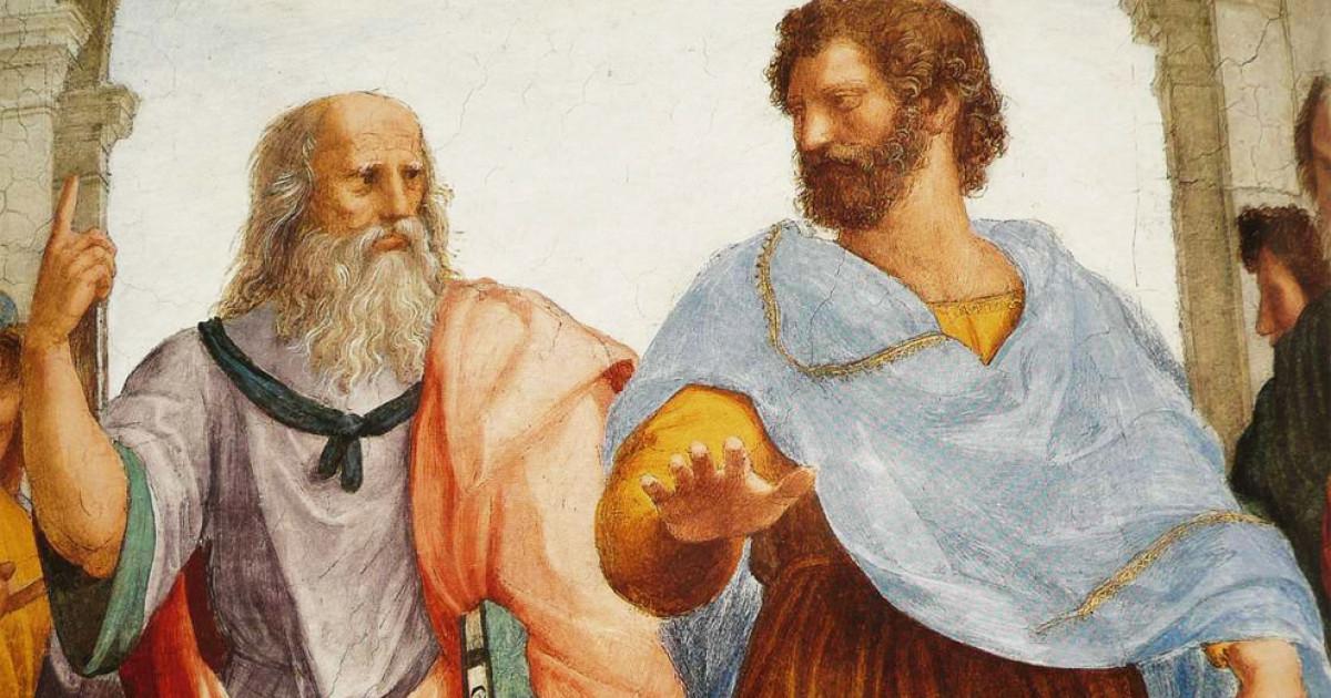 ¡ La Irracionalidad de Aristóteles y Buda ! ¡Y Platón? Social