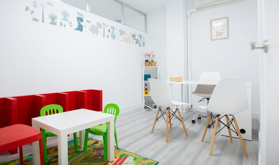 Psicólogos Majadahonda Terapia Infantil