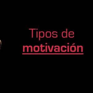Tipos de motivación: las 8 fuentes motivacionales