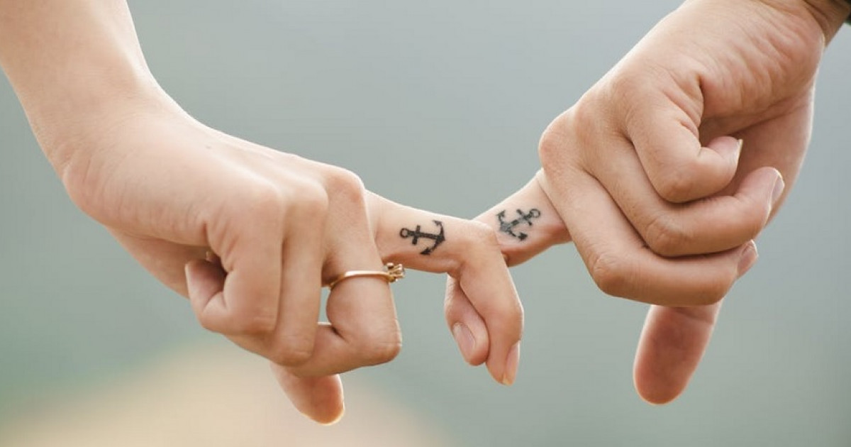 34 Tatuajes De Amor Ideales Para Parejas