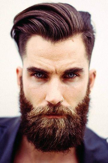 Los 15 tipos de barba m s favorecedoras con im genes - Clases de barbas ...